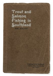 Trout and salmon fishing in Southland New Zealand