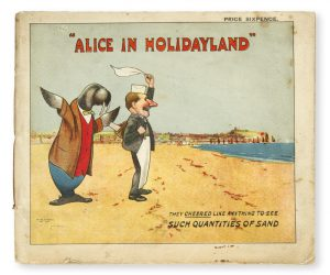 [CRICKET] Alice in Holidayland