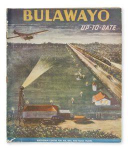 [RHODESIA] Bulawayo 1938Bulawayo and District Publicity Association# 7964