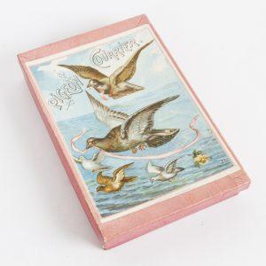 [CHILDREN'S GAME] Pigeon courrier.# 7777