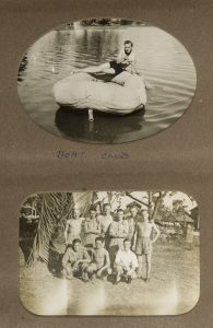 [BURMA] R.A.F. serviceman's photo album, 1947Anon.# 6663