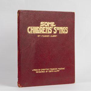 Some childrens' songsALSOP, Marion# 6383