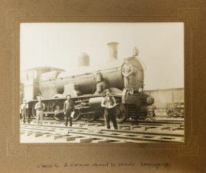 [WESTERN AUSTRALIA] Construction of the Trans-Australian Railway : private photograph album, 1916Anon.# 6334