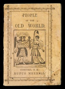 [TAHITI] People of the Old World