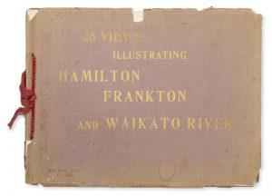 [NEW ZEALAND] Hamilton illustrated : 28 views of Hamilton, Frankton and Waikato River# 5874