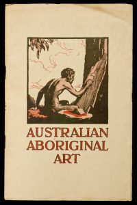 Australian Aboriginal ArtBARRETT, Charles L and KENYON, A. S.# 5825