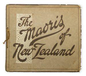The Maoris of New Zealand[TANNER BROS.]# 5652