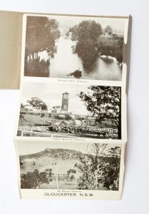 Gloucester N.S.W. Photographic bookletValentine & Sons Publishing Co. Ltd# 5607