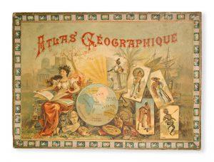[CHILDREN'S GAME] Atlas géographique# 2813