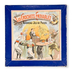 [CHILDREN'S GAME] Les crochets endiablés : nouveau jeu de pucesMAUCLER, Lucien# 2810
