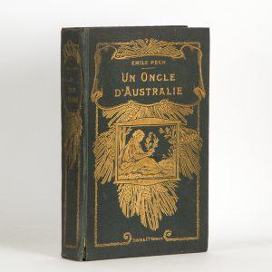 [CHILDREN'S] Un oncle d'Australie PECH, Émile # 1729
