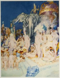 Norman Lindsay Watercolours 1897 - 1969 (deluxe edition)