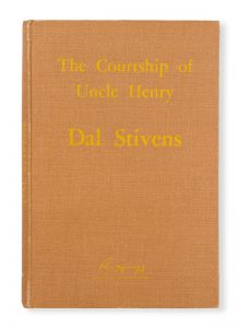 The courtship of Uncle Henry. A collection of tales and stories.