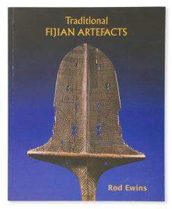 Traditional Fijian artefactsEWINS, Rod# 9597