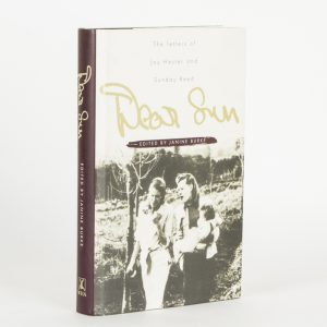 Dear Sun. The letters of Joy Hester and Sunday Reed (signed copy)BURKE, Janine# 9365