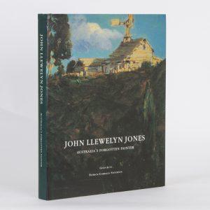 John Llewelyn Jones : Australia's forgotten painterAUTY, Giles and CORBALLY STOURTON, Patrick# 8307