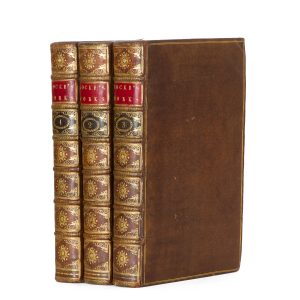 # 14586  LOCKE, John, 1632-1704  The works of John Locke Esq; in three volumes.
