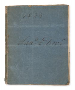 The Hobart Town Gazette (complete run of issues for the year 1828)ROSS, James (1786-1838)# 14854