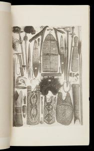 [NEW GUINEA] Illustrated Catalogue of Ethnographical Specimens, Eastern Arms &c.