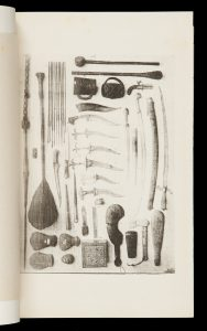 [POLYNESIA] Illustrated Catalogue of Ethnographical Specimens, Eastern Arms &c.
