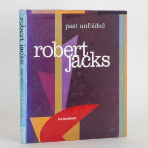 Robert Jacks. Past unfolded (presentation copy with drawings)