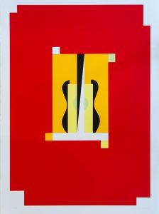 Silent mirrorJACKS, Robert (1943 - 2014)# 14762