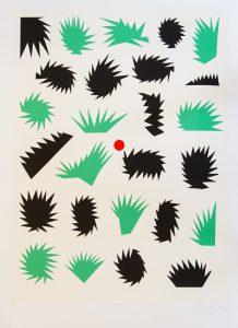 Lake Eyre GardenJACKS, Robert (1943 - 2014)# 14761
