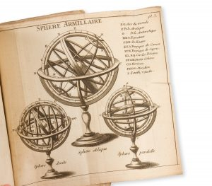 A chart of the world on Mercator's projection.