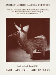 [POSTER[. Ancient Middle Eastern ceramics# 14725