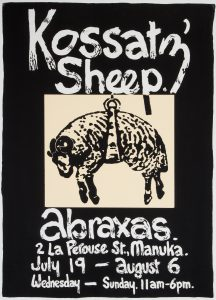 [POSTER]. Kossatz' sheepKOSSATZ, Les# 14724