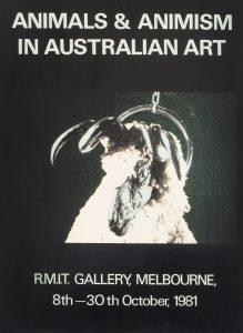 [POSTER]. Animals & animism in Australian art# 14720