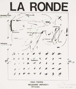 [POSTER]. La Ronde.[ALLEN, Micky, attrib.]# 14705