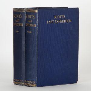 [ANTARCTICA] Scott's last expedition.SCOTT, Robert Falcon (1868-1912)# 14589