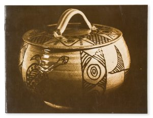 Tiwi pottery Bathurst Island : an exhibition of Tiwi pottery from Bathurst Island