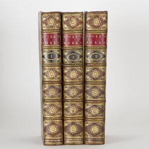 The works of John Locke Esq; in three volumes.LOCKE, John (1632-1704)# 14586