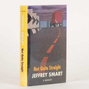 Not quite straightSMART, Jeffrey# 14826