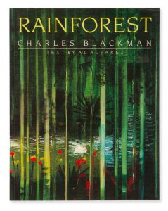 Rainforest (softcover)[BLACKMAN]. ALVAREZ, Al.# 14824