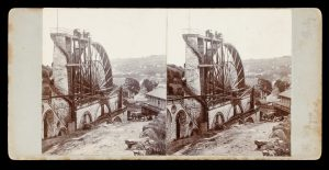The Laxey Wheel, Isle of Man, circa 1900WORGAN, Herbert# 14818
