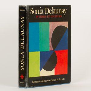 Sonia Delaunay. Rythmes et couleursDAMASE, Jacques; DELAUNAY, Sonia et al.# 14817