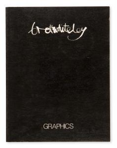 Brett Whiteley - Graphics 1961-1982.WHITELEY, Brett (1939-1992)# 14813