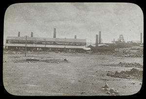 Great Cobar Copper Mine, Cobar, central western New South Wales, circa 1910Photographer unknown.# 14798
