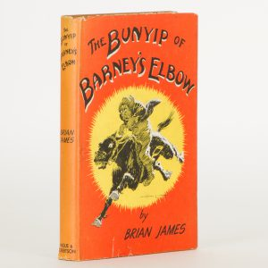 The bunyip of Barney's Elbow