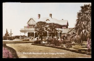 Rio Vista. Residence of Mr. Chaffey, Mildura.