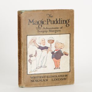 The Magic Pudding : the adventures of Bunyip Bluegum