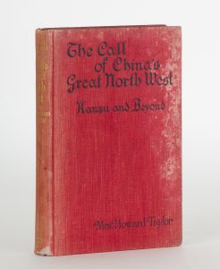 The call of China's great north-west, or Kansu and beyond