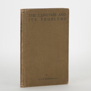 The Yangtsze and its problems