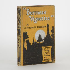 Burmese vignettesROBERTSON, C. Harcourt# 14599