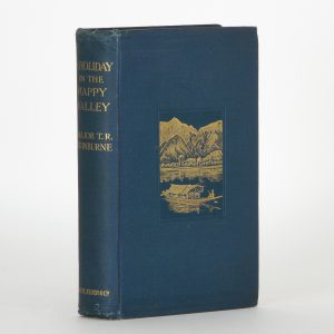 A holiday in the happy valley with pen and pencilSWINBURNE, T. R.# 14590