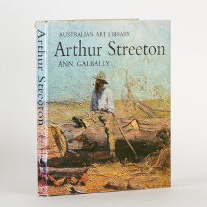 Australian Art Library : Arthur StreetonGALBALLY, Ann# 14565