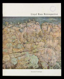Lloyd Rees Retrospective[REES, Lloyd]# 14562